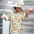 【小妤媽】- kinderspel.時尚又可愛的小雨衣 & 雨鞋