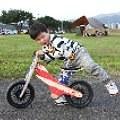 【小聿媽】- Kinderfeets 美國木製平衡滑步車,英雄聯盟系列(美國隊長)