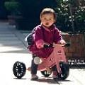 【愛麗絲媽】- Kinderfeets 美國木製平衡滑步車/教具車-初心者三輪系列 ~給寶寶騎的第一台車~