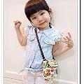【雨辰媽】- Kinderspel 每個女孩都該擁有屬於自己的包包 貓頭鷹包 敲口愛~