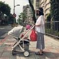【吳小妮媽咪】荷蘭Greentom 雙向款嬰兒推車~輕鬆前後換向,嬰兒視角大不同