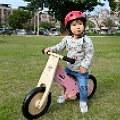 【Ivy媽咪】- Kinderfeets 美國木製平衡滑步車/教具車-彩繪旗艦系列