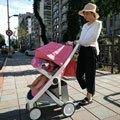 【吳小妮媽咪】嬰兒推車比較推薦.荷蘭Greentom 經典款嬰兒推車-輕量級歐系大車,極致好推舒適有型