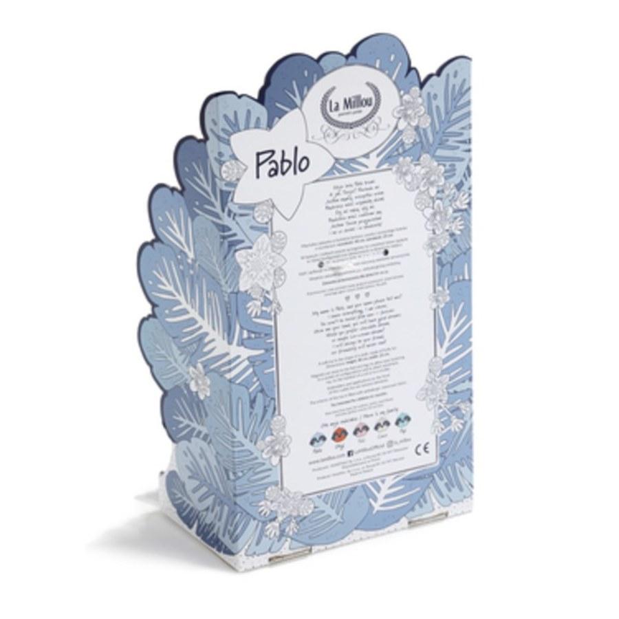 La Millou 樹櫴拉米洛好朋友(PABLO藍)
