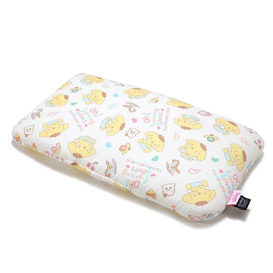 La Millou 竹纖涼感小童枕加大-30 cm x 50 cm-布丁狗聯名款(我的寶貝篇)