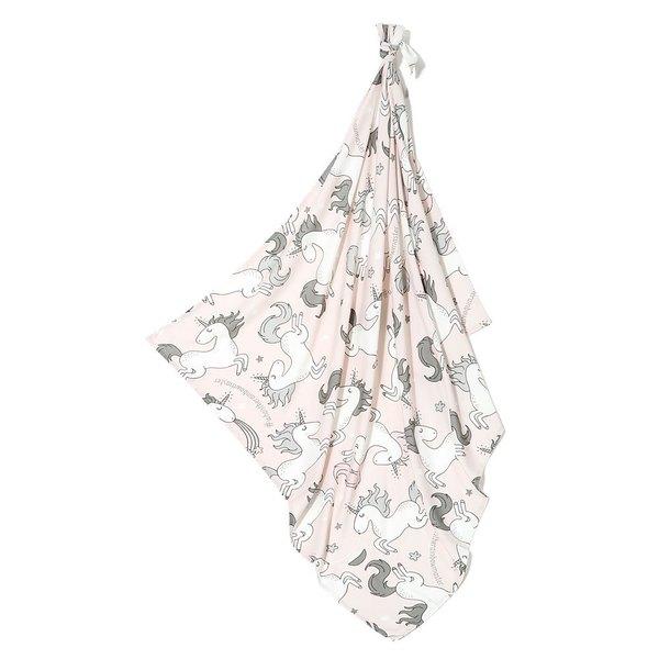 La Millou 包巾-竹纖涼感巾(童話獨角獸)