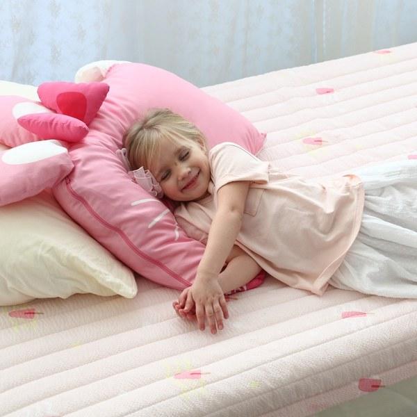 Milo & Gabby 動物好朋友-超細纖維防蟎大枕心+枕套組(LOLA芭蕾舞兔兔)