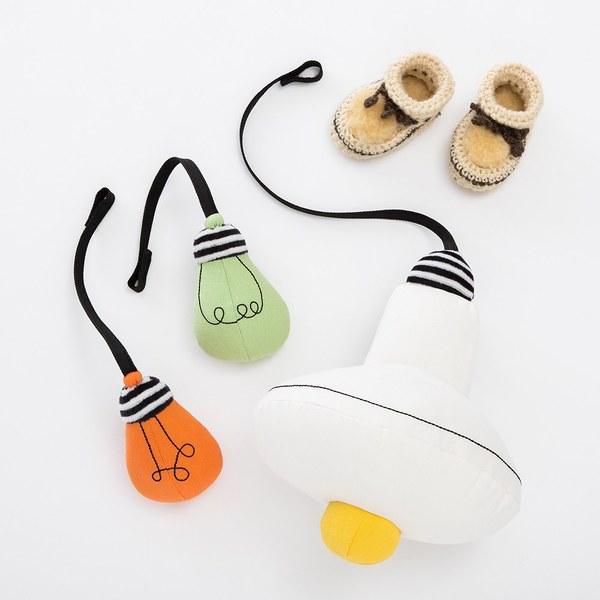 【gunite】屋頂床邊吊飾-燈泡球球組