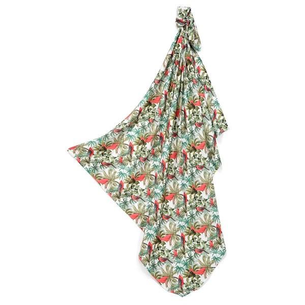 La Millou 包巾-竹纖涼感巾(熱情火鳥)