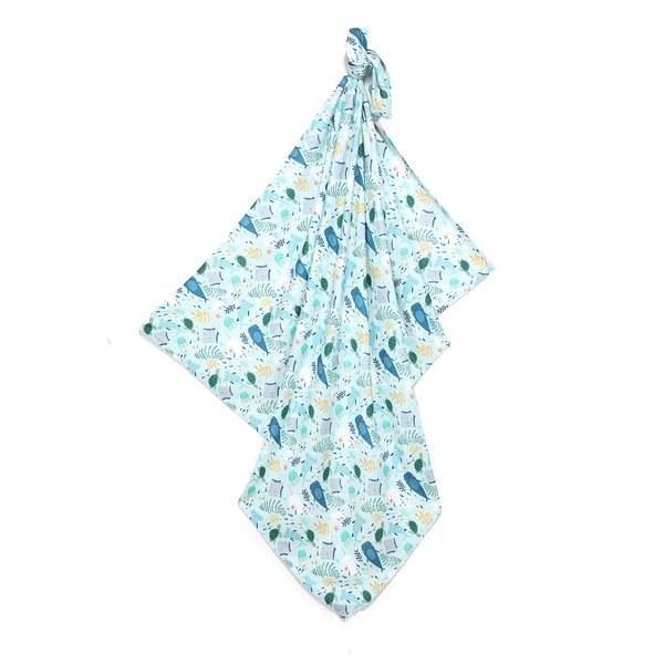 La Millou 包巾-竹纖涼感巾(海底總動員)