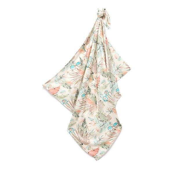 La Millou 包巾-竹纖涼感巾(棕櫚女孩)