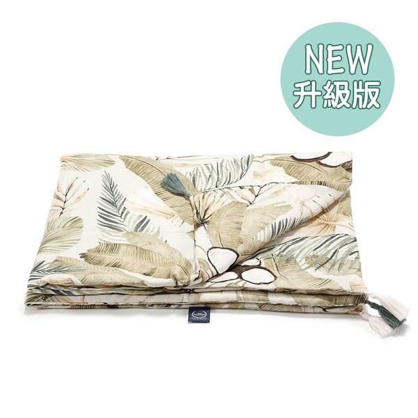 【預購商品,5/3起陸續出貨】La Millou 竹纖涼感被-new(棕櫚可可樹)