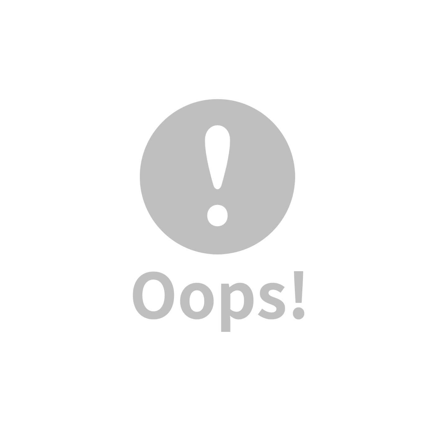 La Millou 竹纖涼感口水兜-海灘小象(紅)