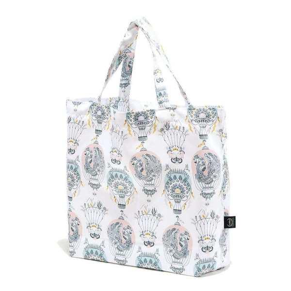 La Millou Feeria 多功能時尚媽媽購物袋-夢想熱氣球