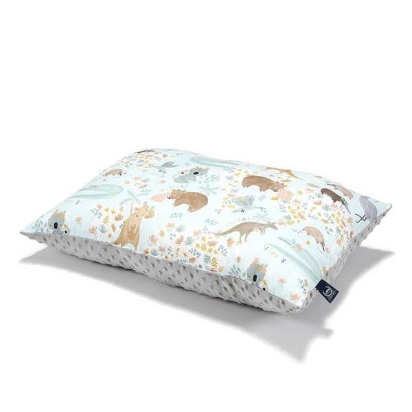 La Millou 豆豆大枕心-澳洲森友會(藍底)-銀河星空灰