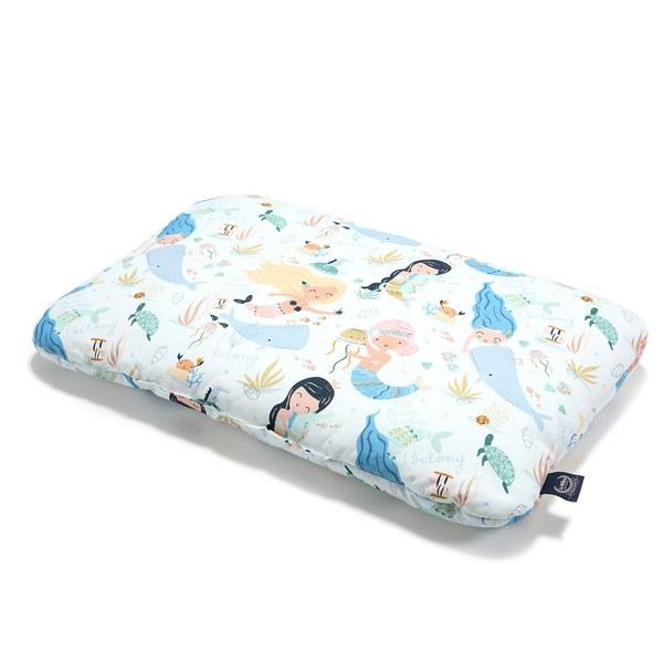 La Millou 竹纖涼感小童枕加大-30 cm x 50 cm (小美人魚II)
