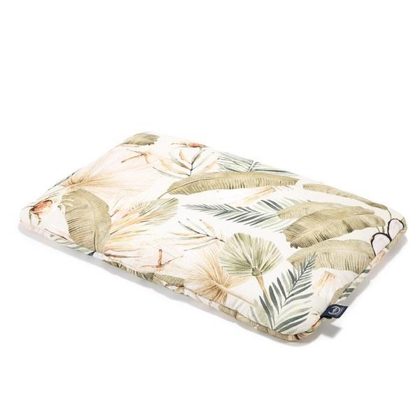 【預購商品,5/3起陸續出貨】La Millou 竹纖涼感小童枕加大-30 cm x 50 cm (棕櫚可可樹)