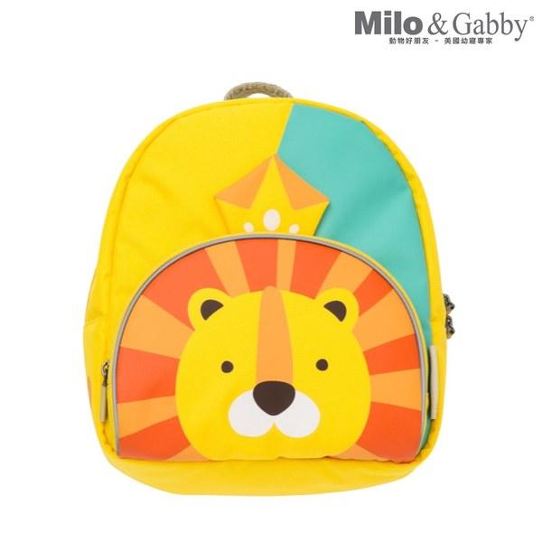 Milo & Gabby動物好朋友-超吸睛小童背包/防走失包_二代新款(Lonnie小獅王)