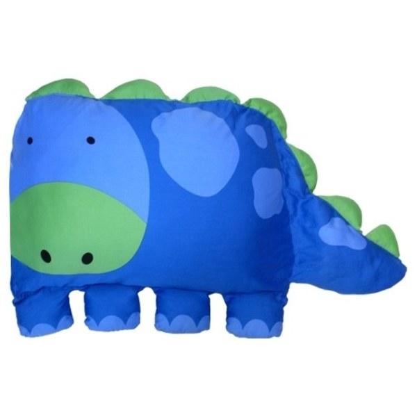【預購8月底出貨】Milo & Gabby 動物好朋友-大枕頭套(DYLAN恐龍)