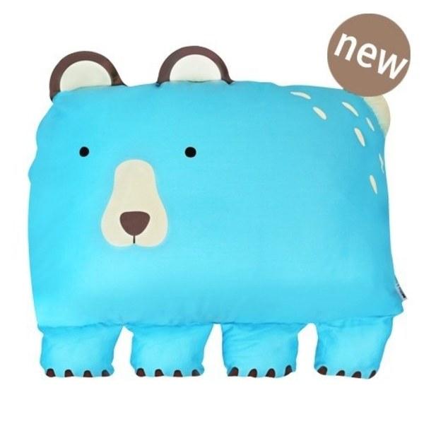 Milo & Gabby 動物好朋友-大枕頭套(PEYTON北極熊)