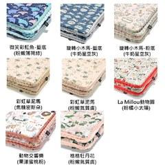 部落客盧小蜜粉絲團話題商品-La Millou 暖膚豆豆毯/新生嬰幼兒童被毯毛毯/遊戲墊