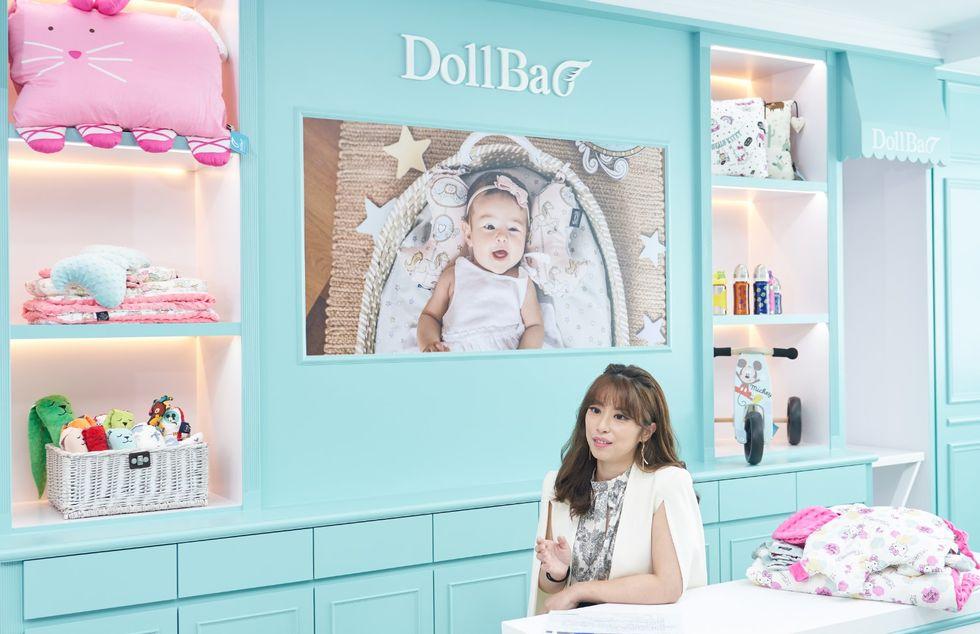 當了媽咪更時尚!DollBao逗寶全球嬰幼兒時尚品牌,擄獲新世代媽咪的心!_專訪逗寶共同創辦人江瑋屏