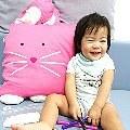 【兔兒媽】- Milo & Gabby 動物好朋友 可愛又舒服的防蟎枕~