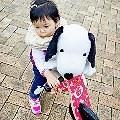 【史努比媽】- Kinderfeets美國木製平衡滑步車/教具車~超吸睛、環保又安全的木製滑步車