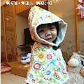 【焦糖小妞】- Kinderspel 超吸睛魔法小斗篷~花花協奏曲