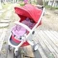 【芭樂媽】號稱嬰兒推車界的iPhone,輕美有型的荷蘭Greentom經典嬰兒推車
