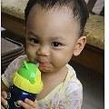 【阿得德媽】- Pacific Baby 從喝奶到學習飲水美國不鏽鋼保溫太空瓶全包了!