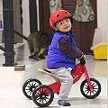 【阿得德媽】- Kinderfeets 阿得德雙周歲禮之木製平衡滑步車(初心者三輪變二輪)