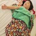 【Blair媽】- La Millou  豆豆小豬枕&巧柔豆豆毯