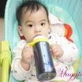 【Maggie】-Pacific Baby美國真空雙層不鏽鋼保溫太空瓶