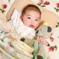 【Rina媽】寶寶唯一的好朋友。Global Affairs童話手工編織安撫玩偶分享