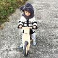 【Winny媽】-  Kinderfeets 好上手又帥氣的美國木製平衡滑步車/教具車