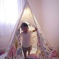 【Gemma媽】- Cuna Tent 寶寶專屬的玩樂小世界-成長美學小木屋