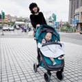 【Lulu媽】時尚美型的荷蘭Greentom經典款嬰兒推車