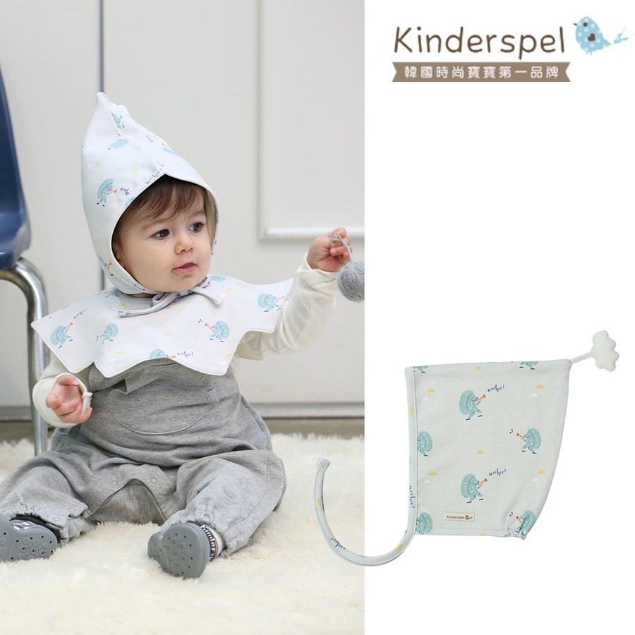 Kinderspel 雙面穿戴 · 正韓造型嬰兒棉帽(慢吞吞樂隊)