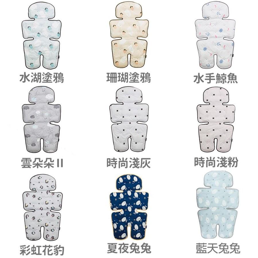【韓國 lolbaby】Hi Jell-O涼感蒟蒻推車坐墊_防水隔尿款(多款可選)