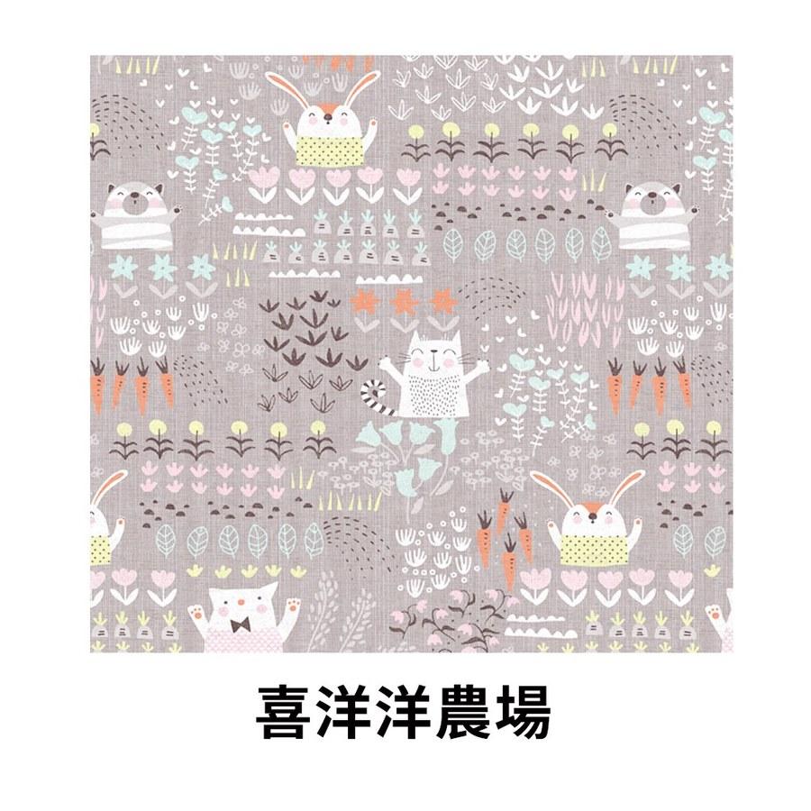 【韓國 lolbaby】Rayon防靜電輕薄柔軟床墊-喜洋洋農場