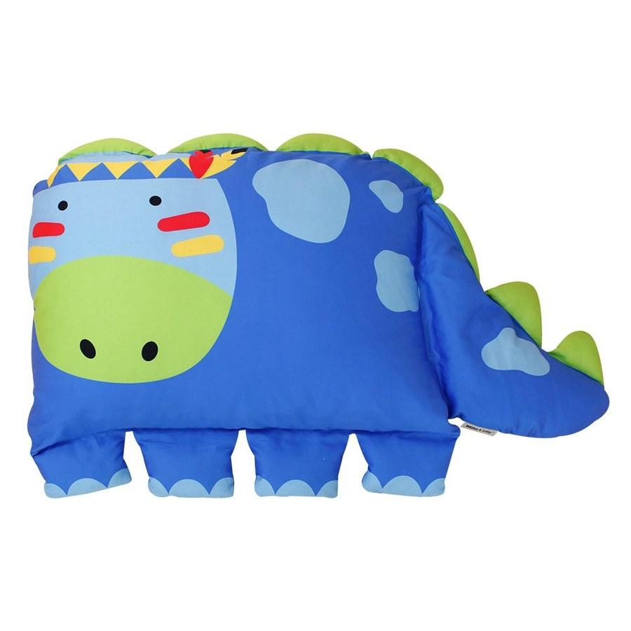 Milo & Gabby 動物好朋友-大枕頭套(印第安恐龍)
