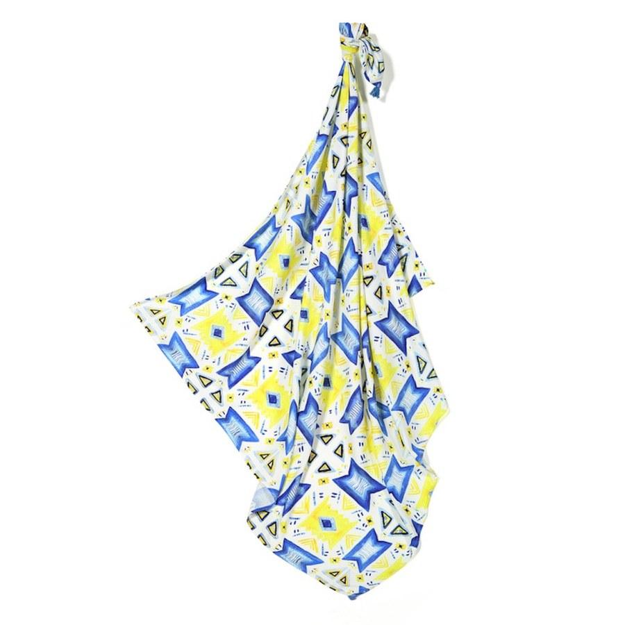 La Millou 包巾-竹纖涼感巾(峇里炫彩)