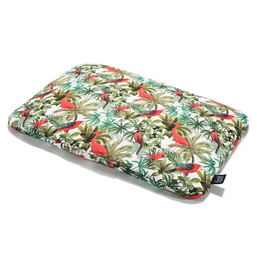 La Millou 竹纖涼感小童枕加大-30 cm x 50 cm (熱情火鳥)