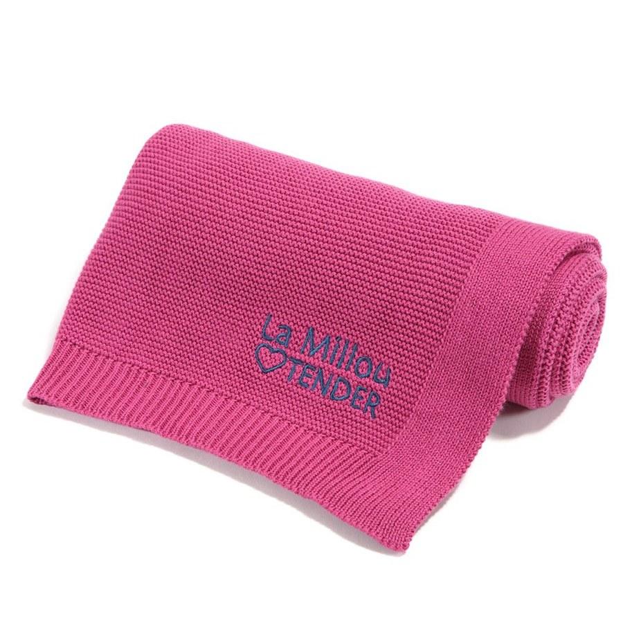 La Millou Tender針織毯-淘氣小甜心