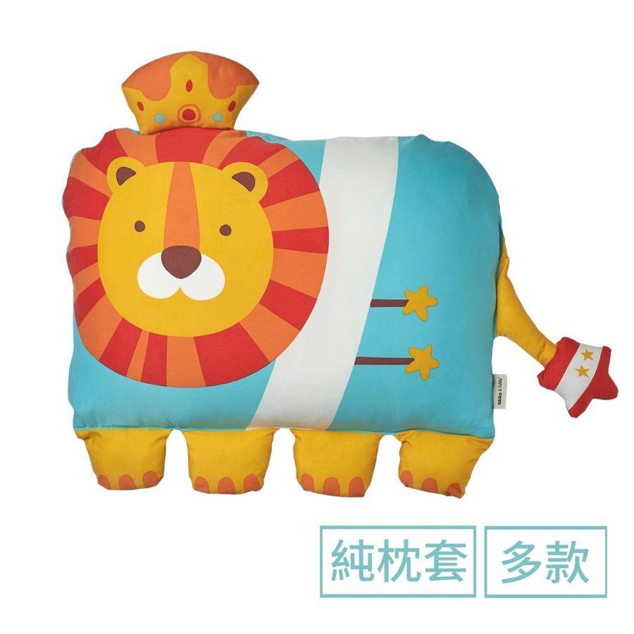 Milo & Gabby 動物好朋友-100%純棉吸濕小手巾毛巾(2入組)
