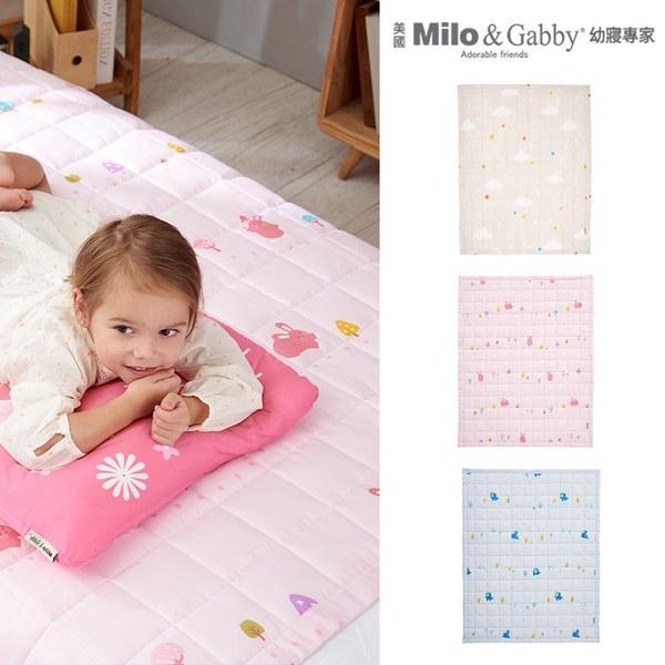 Milo&Gabby 兒童天絲床墊(3款可選)