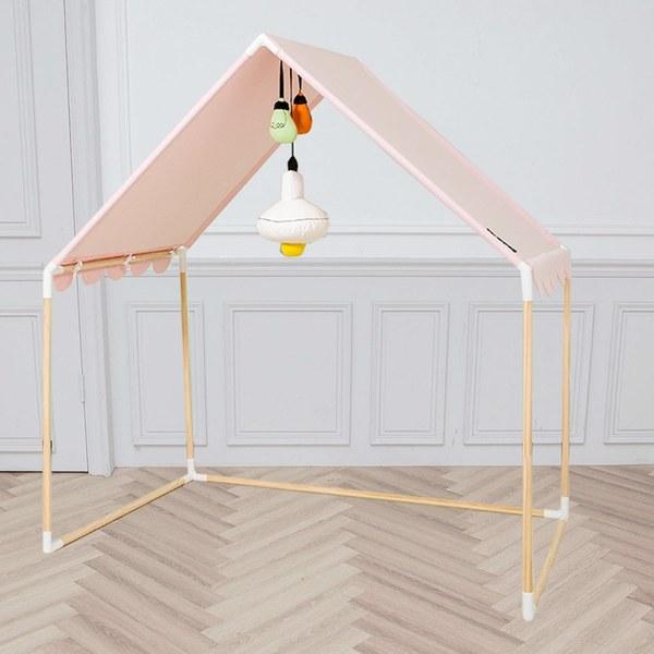 【gunite】夢幻小屋頂(巴黎粉)