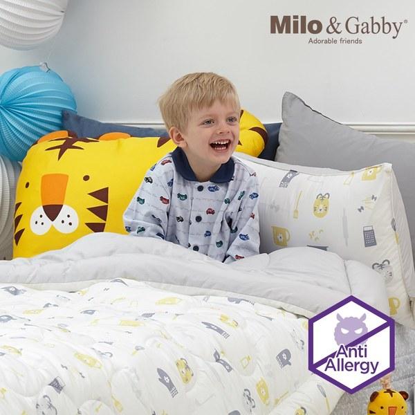 Milo & Gabby 兒童大人款輕柔舒適FresiL棉被(Tom廚師)-150x200cm