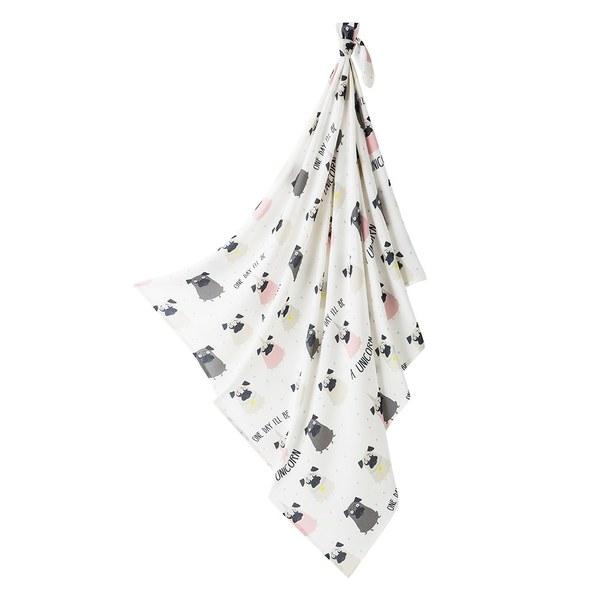 La Millou 包巾-竹纖涼感巾(小巴哥憂憂)